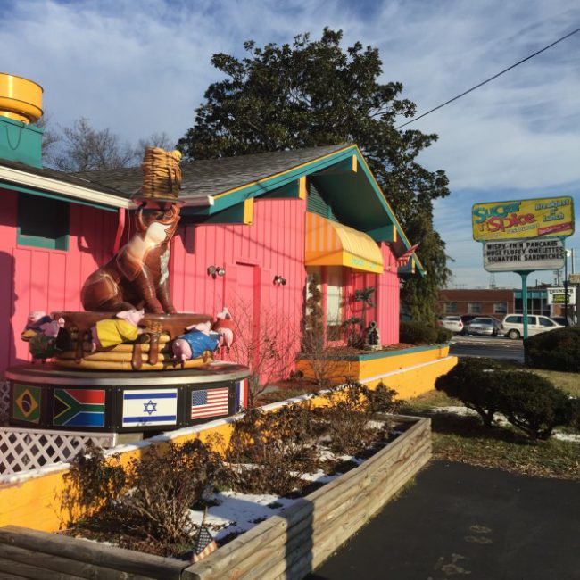 Top 5 Ohio Road Trip Diners