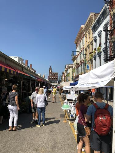 The Original Findlay Market Tour