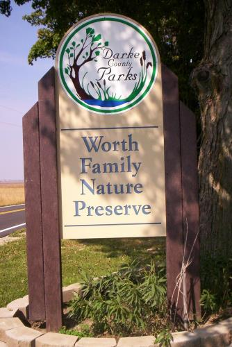Worth Family Nature Preserve