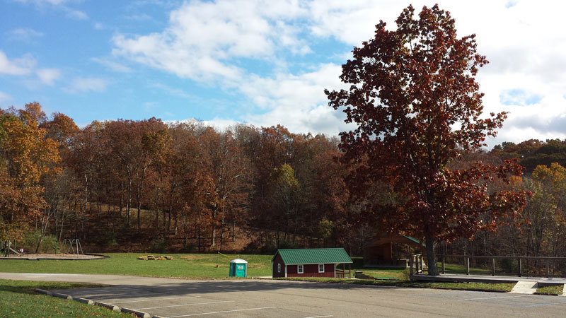 Burr Oak State Park Campground