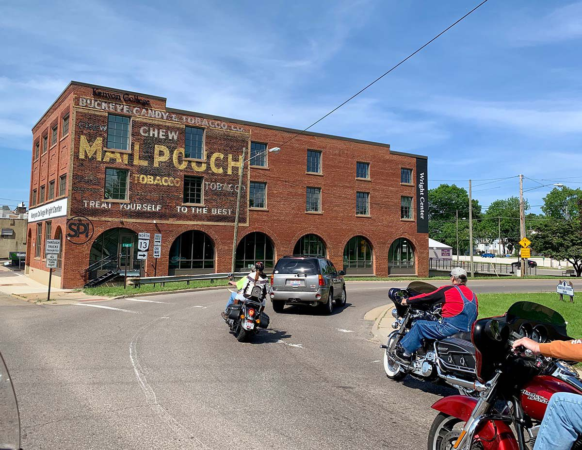 Ohio's Best Back Roads Motorcycle Rides
