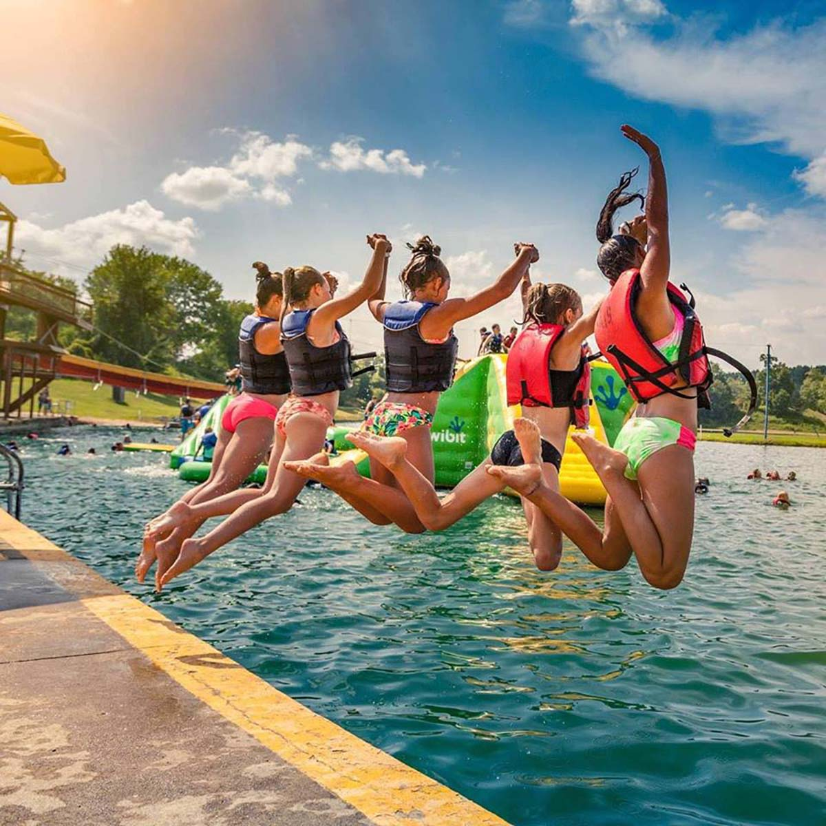 5 Cool Ohio Waterparks