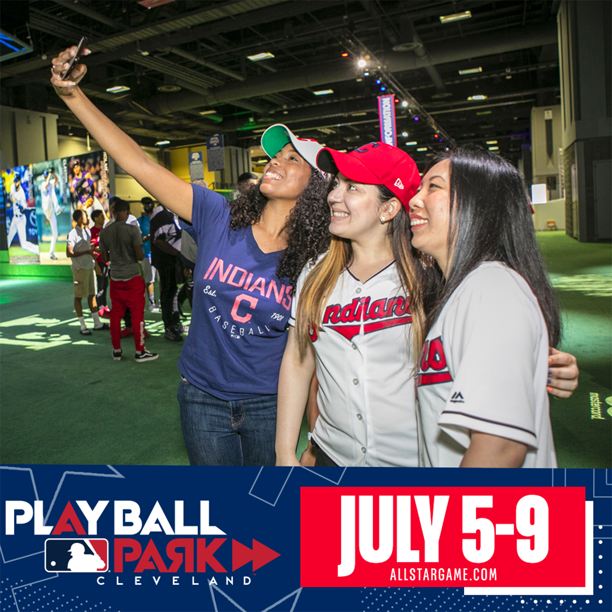 Be a Big Leaguer at Play Ball Park!