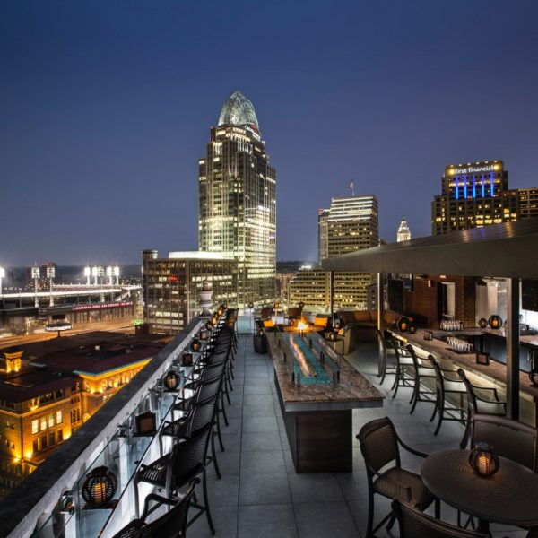 Rooftop Bars To Try in the Three C's