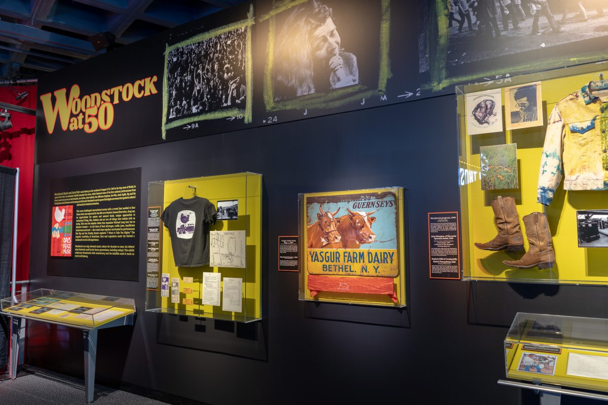 Cleveland's Musical Beacon Adds New Exhibits