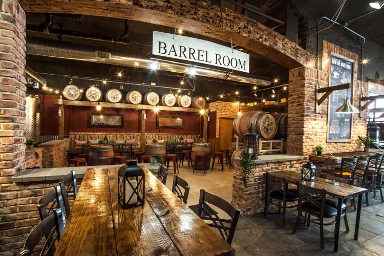 The Oak & Brazen Wine Co.