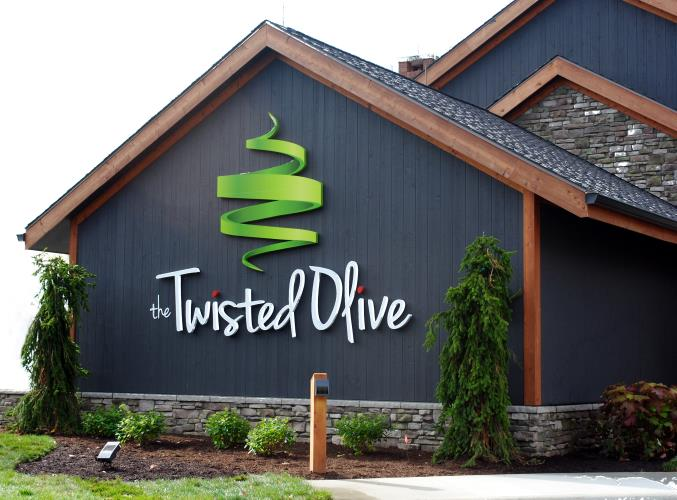 The Twisted Olive