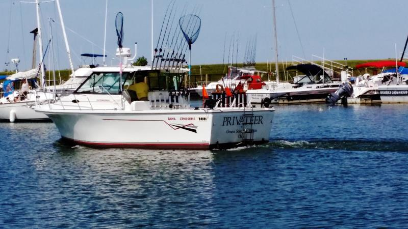 Privateer Sport Fishing