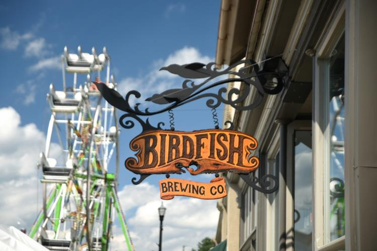 Birdfish Brewing Company UP TOP