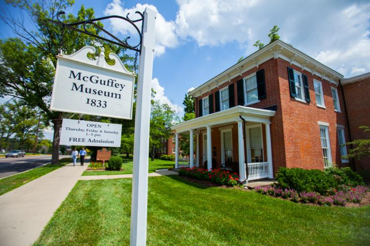 McGuffey House and Museum