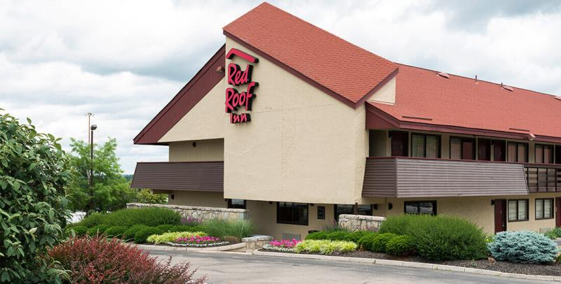 Red Roof Inn Dayton South — Miamisburg