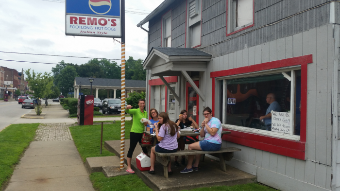 Remo's Italian-Style Hot Dogs
