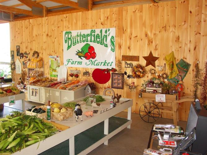 Butterfield's Farm Market