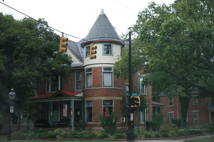 Dayton Lane Historic District