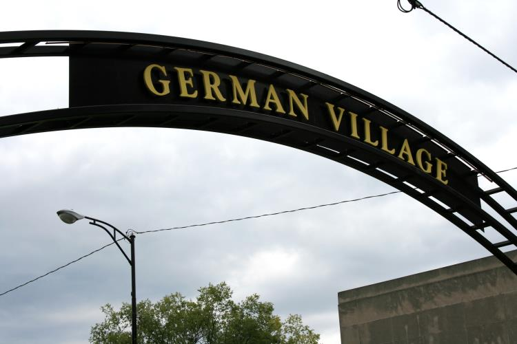 German Village Historic District