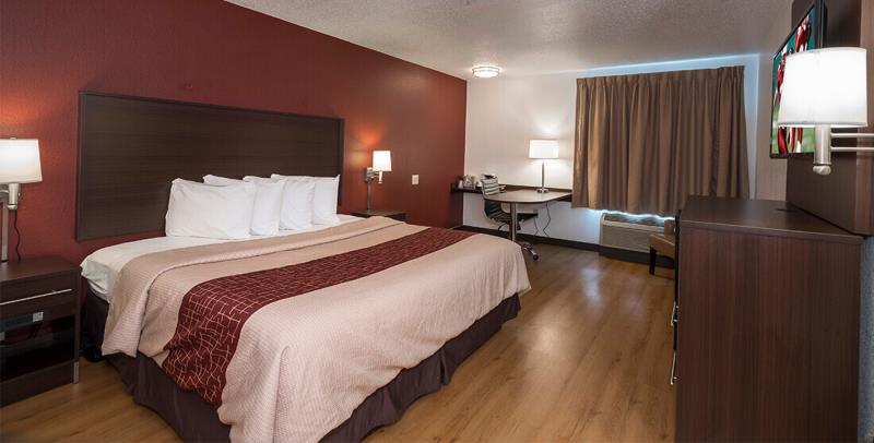 Red Roof Inn Columbus – Hebron