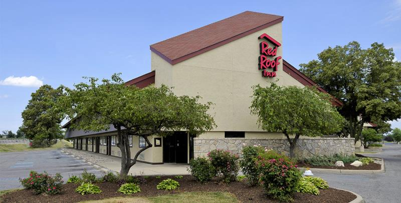 Red Roof Inn Toledo – Maumee