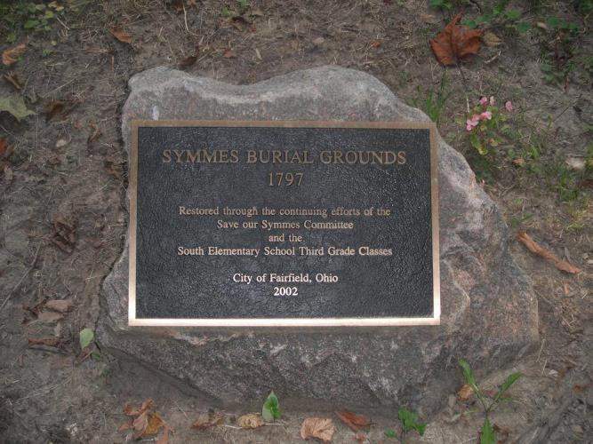 Symmes Burial Grounds