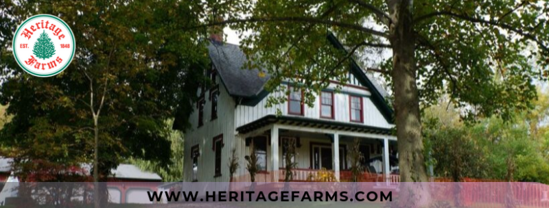 Heritage Farms Peninsula