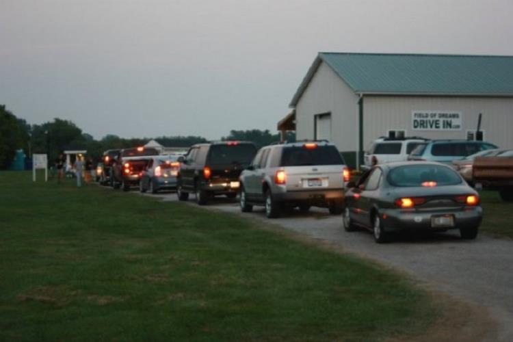 Field of Dreams Drive-In Theater
