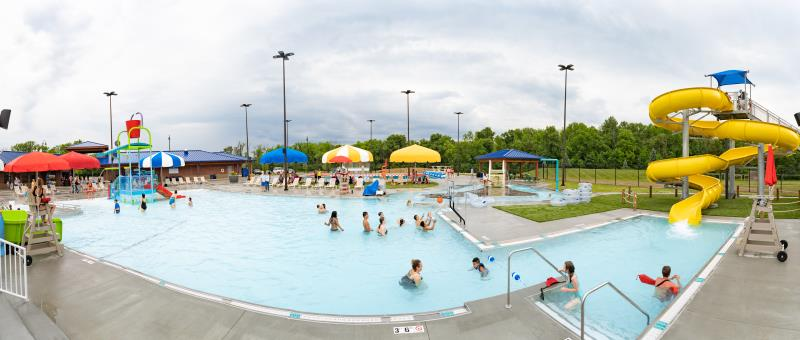 Oxford Aquatic Center