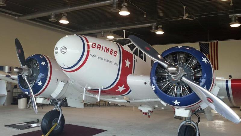 Grimes Flying Lab Museum
