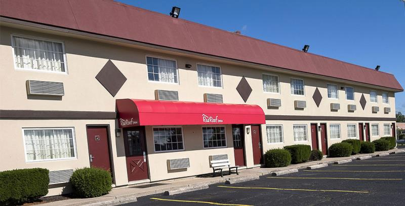 Red Roof Inn Dayton – Huber Heights