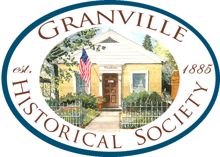 Granville, Ohio Historical Society