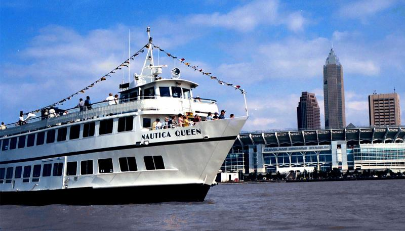 Nautica Queen Dining Cruise Ship