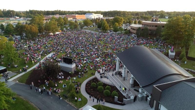 Mentor Civic Amphitheater