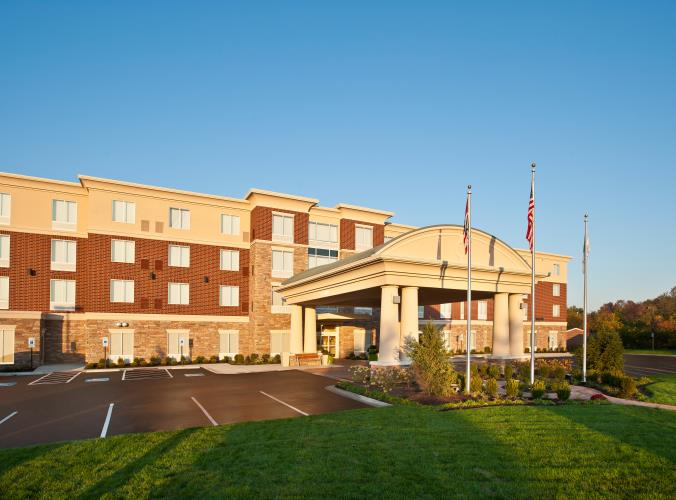 Holiday Inn Express & Suites Dayton South I 675