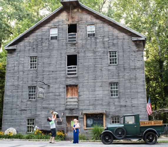 Historic Bear's Mill