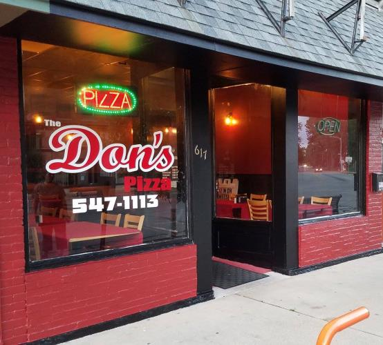 The Don's Pizza