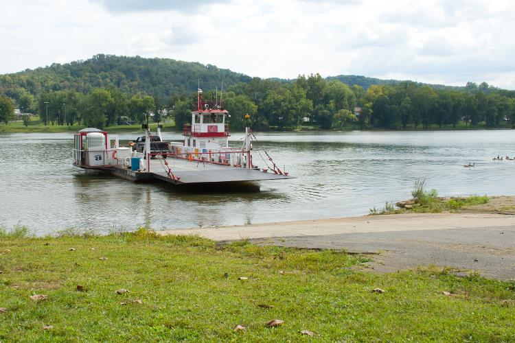 Ohio River Scenic Byway Southeast