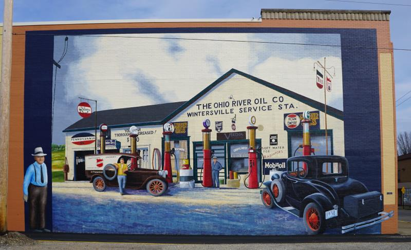 Steubenville City of Murals