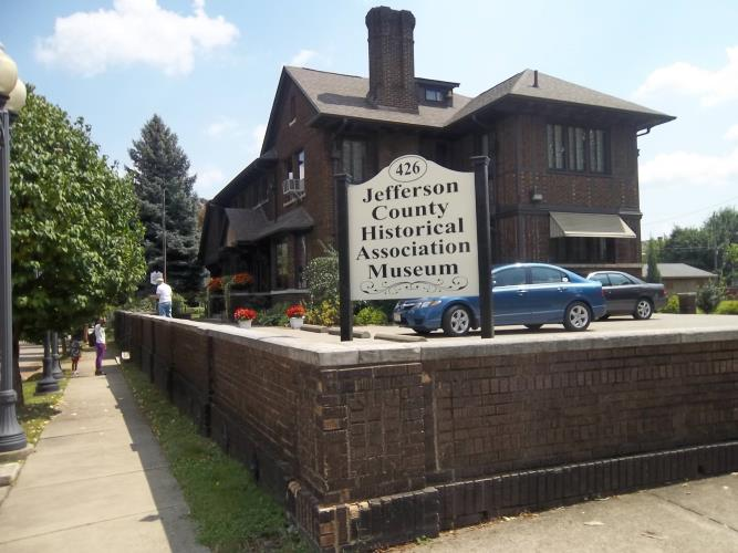 Jefferson County Historical Museum & Library