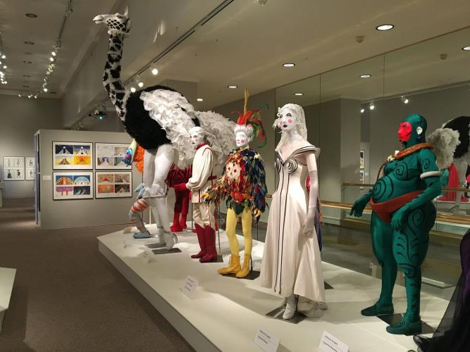 Kent State Fashion Museum