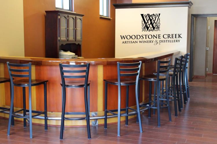 Woodstone Creek Winery & Distillery