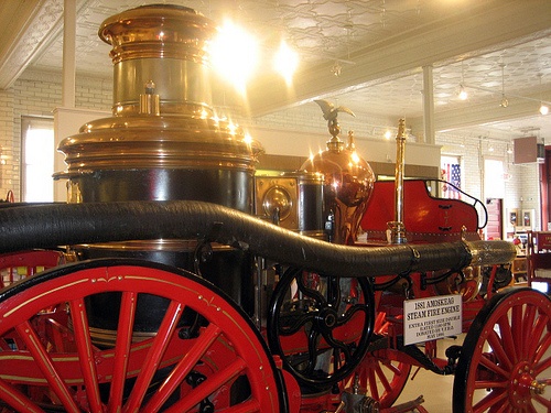 Central Mutual Insurance Antique Fire Equipment Museum