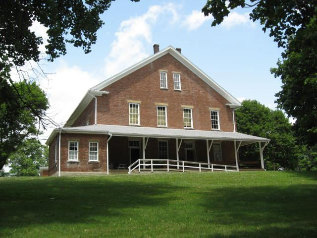 Stillwater Meeting House