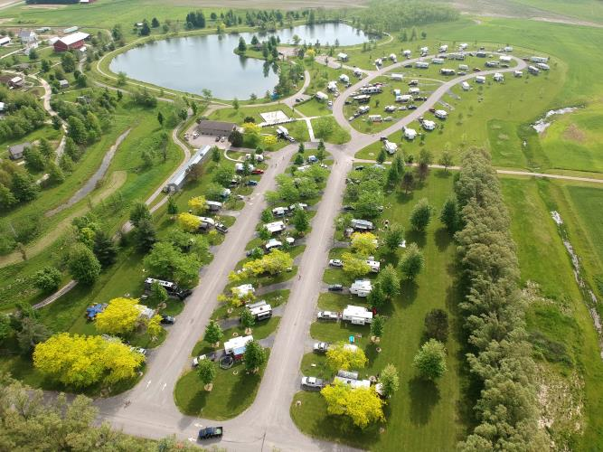 Sauder Village Campground