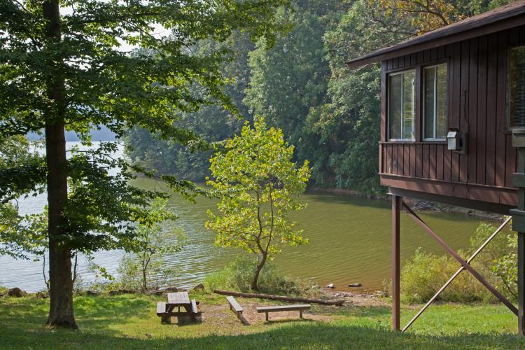 Salt Fork State Park Campground