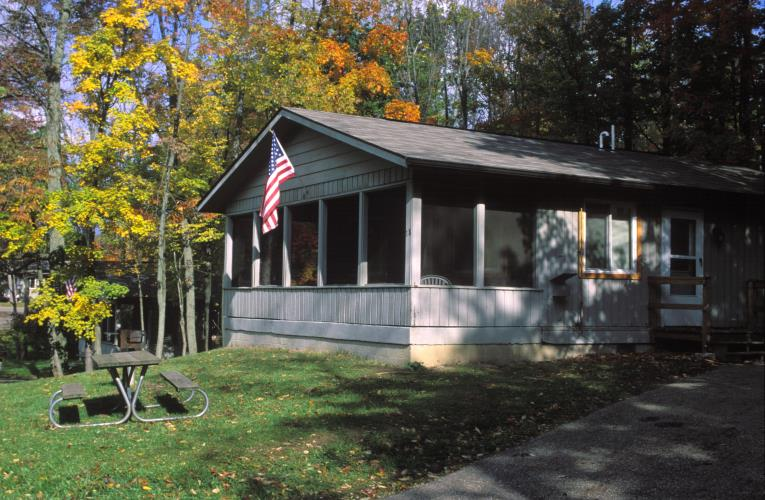 Punderson State Park Campground