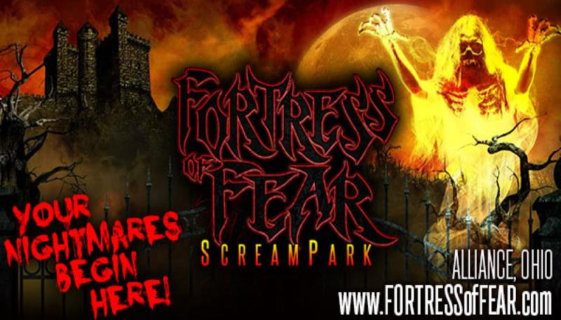 Fortress of Fear ScreamPark