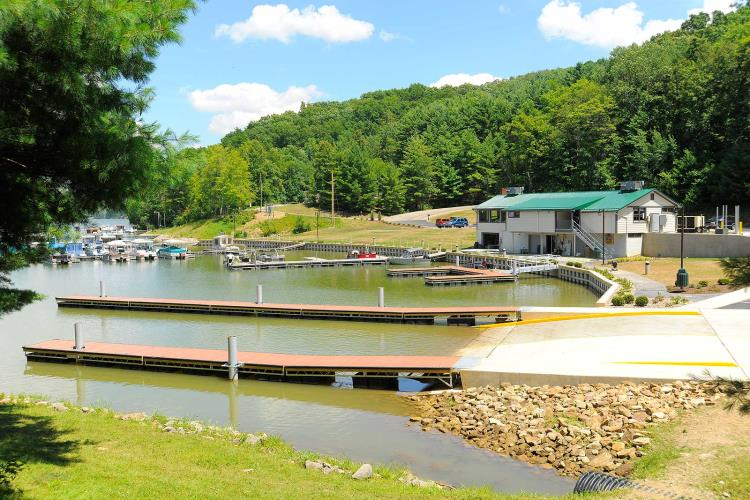 Piedmont Marina and Campground