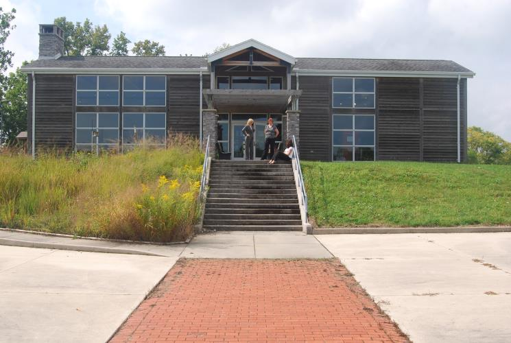 The Davidson Interpretive Center