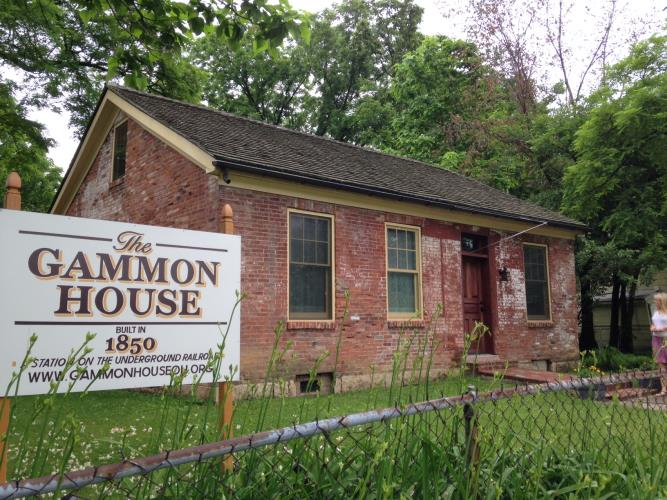 The Gammon House