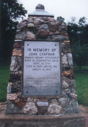 Johnny Appleseed Memorial