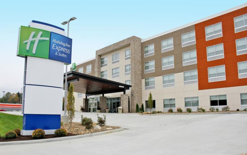 Holiday Inn Express & Suites, Millersburg Ohio