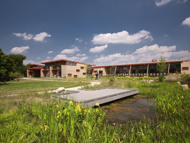 Grange Insurance Audubon Center